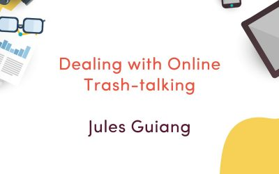 Dealing with Online Trash-talking