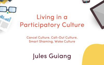 Living in a Participatory Culture