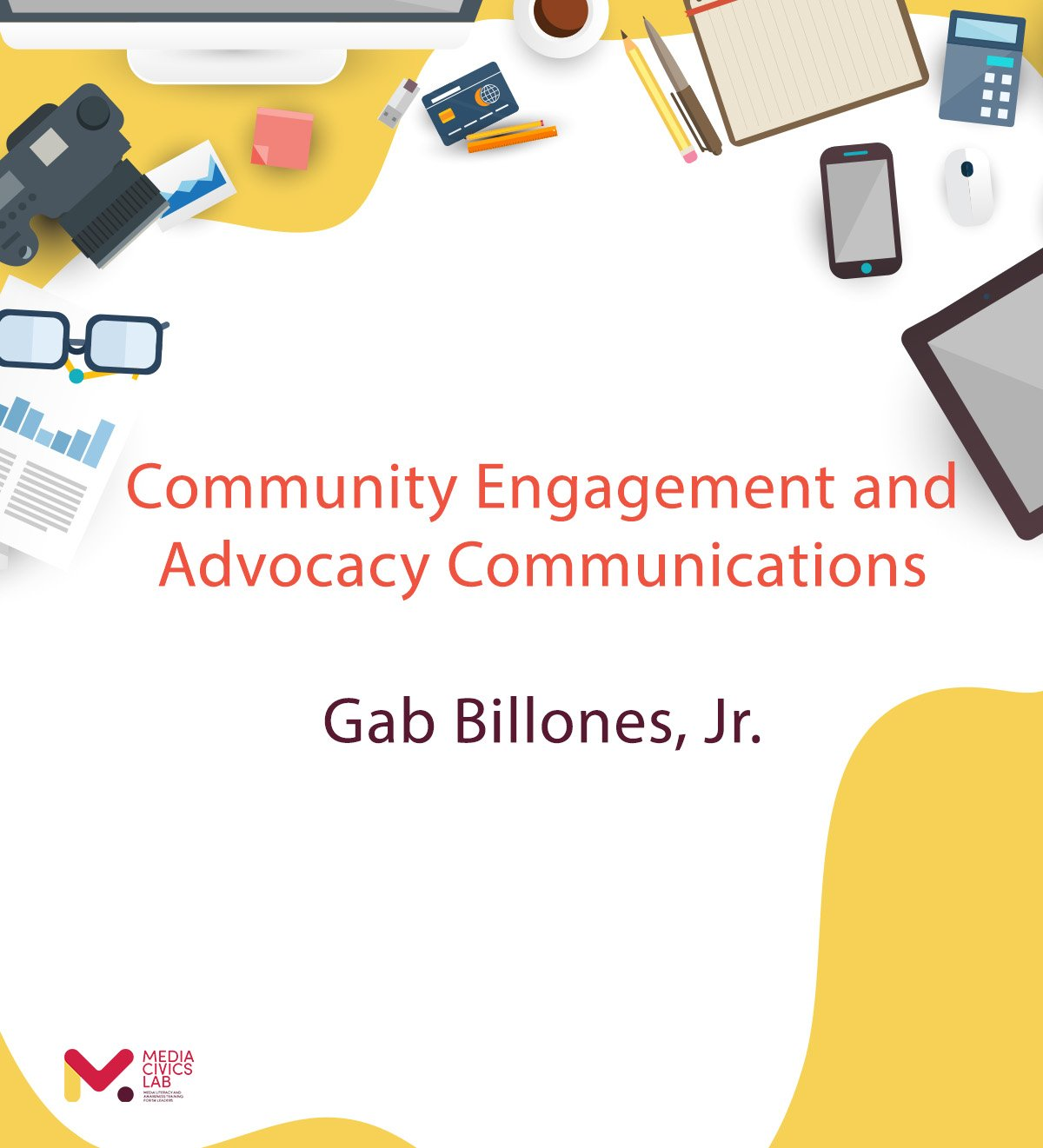 Community Engagement and Advocacy Communications – Gab billones