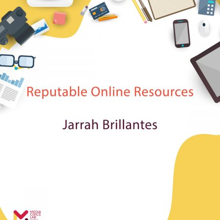 Reputable Online Resources